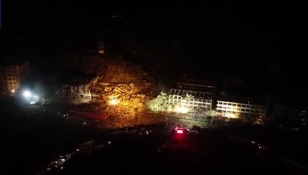 浙江温岭槽罐车爆炸事故已致18人死亡