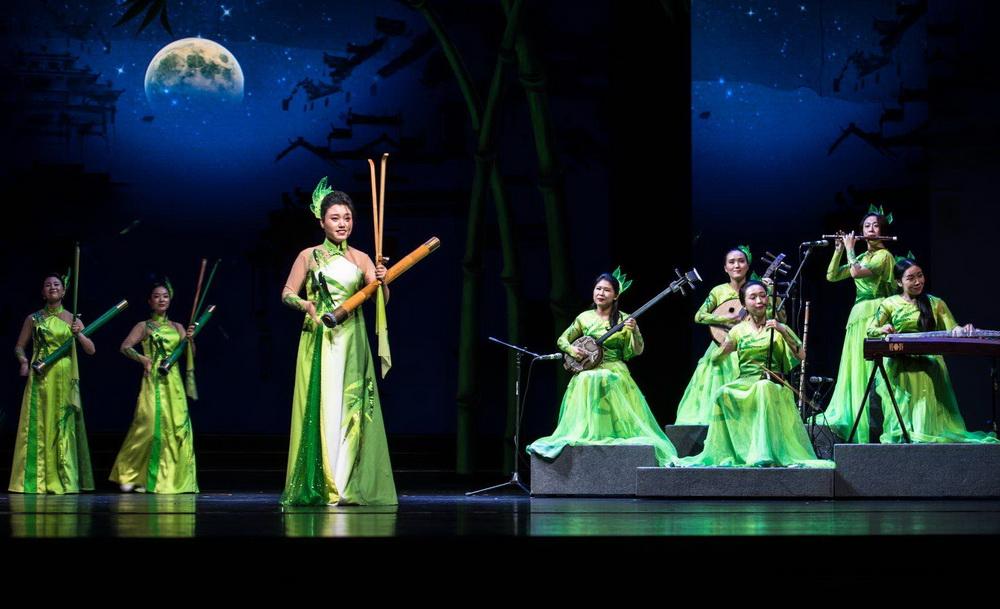 《竹琴声声》获中国曲艺牡丹奖节目提名奖
