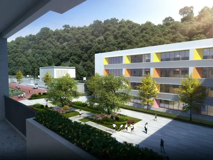 通川二小大寨子校区规划出炉 建成后将满足塔沱片区学位需求