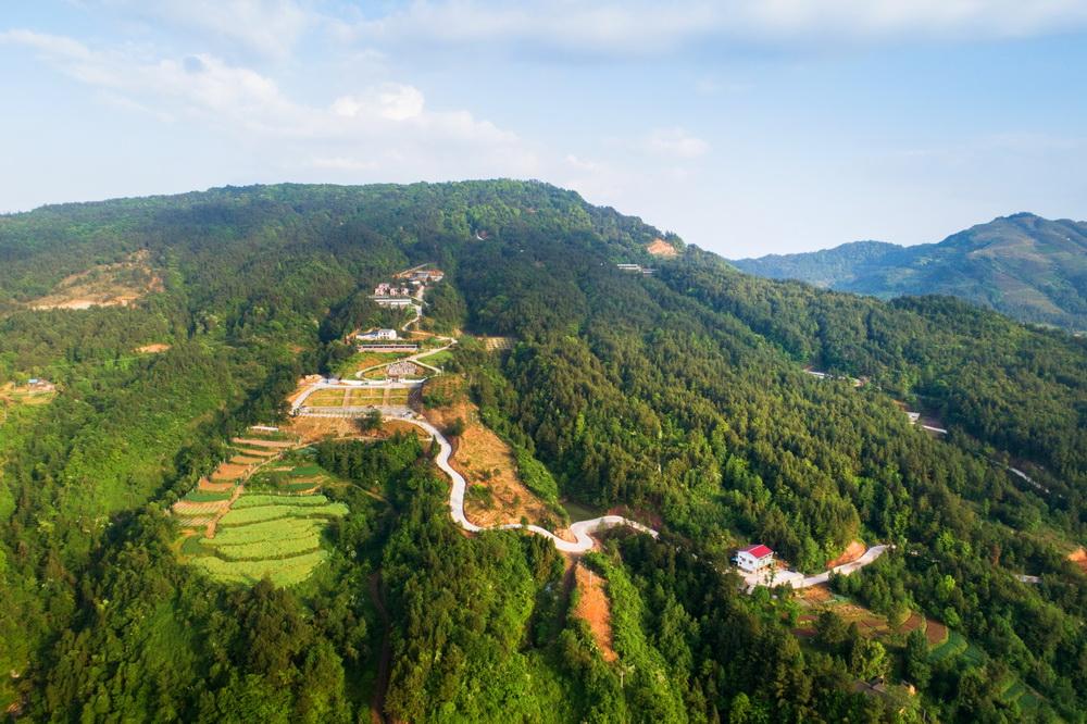 宣汉县高峰岩森林康养基地入选抗疫医务人员服务基地