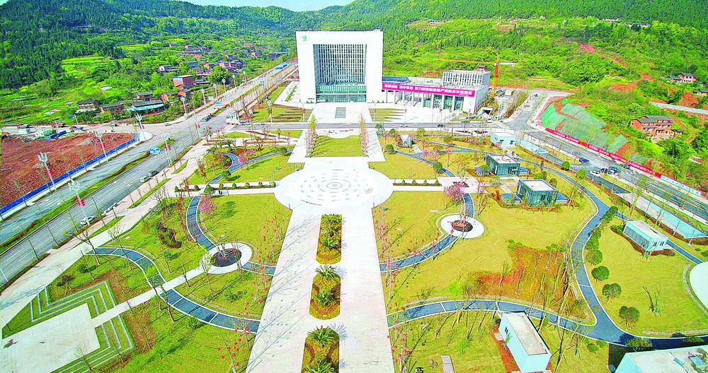 达州高新区:打造中国玄纤产业生态发展标杆