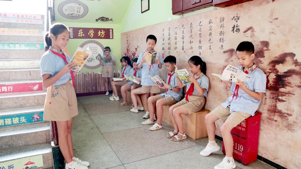 """宣汉县胡家镇小学着力建设""""雅趣""""校园文化"""