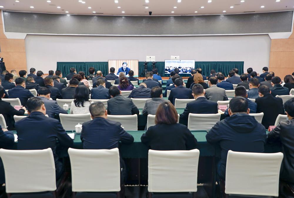 党史学习教育中央宣讲团宣讲报告会举行