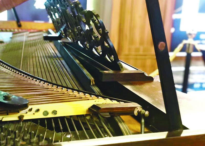 达州钢琴博物馆:每架钢琴都有一段动人故事