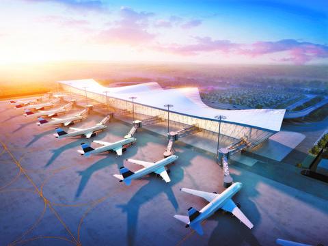 达州新机场有望下月底启动校飞