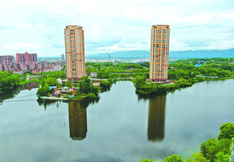 大竹生态环境局:守护碧水蓝天 打造文明样板