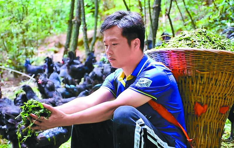 刘晓岗:奋斗的人生最精彩