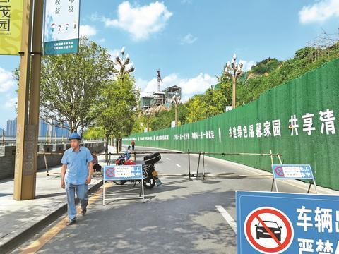 凤凰大桥南至巨全学校段封闭施工 通惠路通惠西巷通惠东巷单向通行