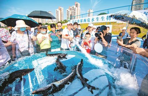 科技创新 助力万州渔业高质量发展