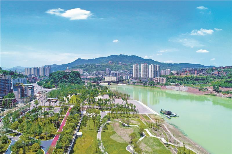 打造美丽宜居家园 生态城市惊喜连连