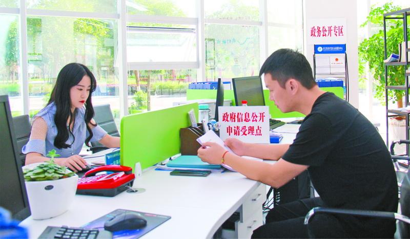 开江:政务公开助力企业高质量发展