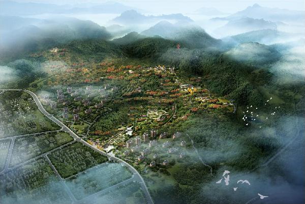达州市拟建元九文化生态公园