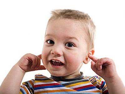 岁儿童耳鸣
