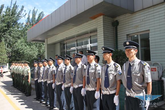 戎威远保安队伍 丰富的工作经验,文明执勤 北京品牌保安企业