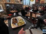 紫竹院公园高档餐厅面向大众推出简餐