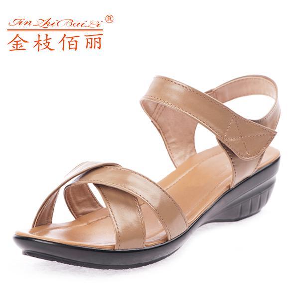 大码鞋品牌_珍百丽女鞋是什么牌子大码鞋评价怎么样